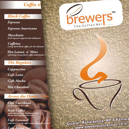 Brewers Menu