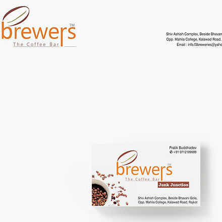 Brewers Stationery