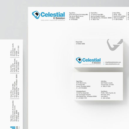 Celestial IT Solution Page